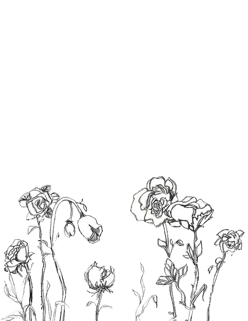 Flower Line Drawing Tumblr : My goal is to create a life that i don t need vacation from