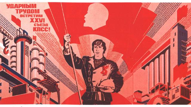 communism poster | Tumblr