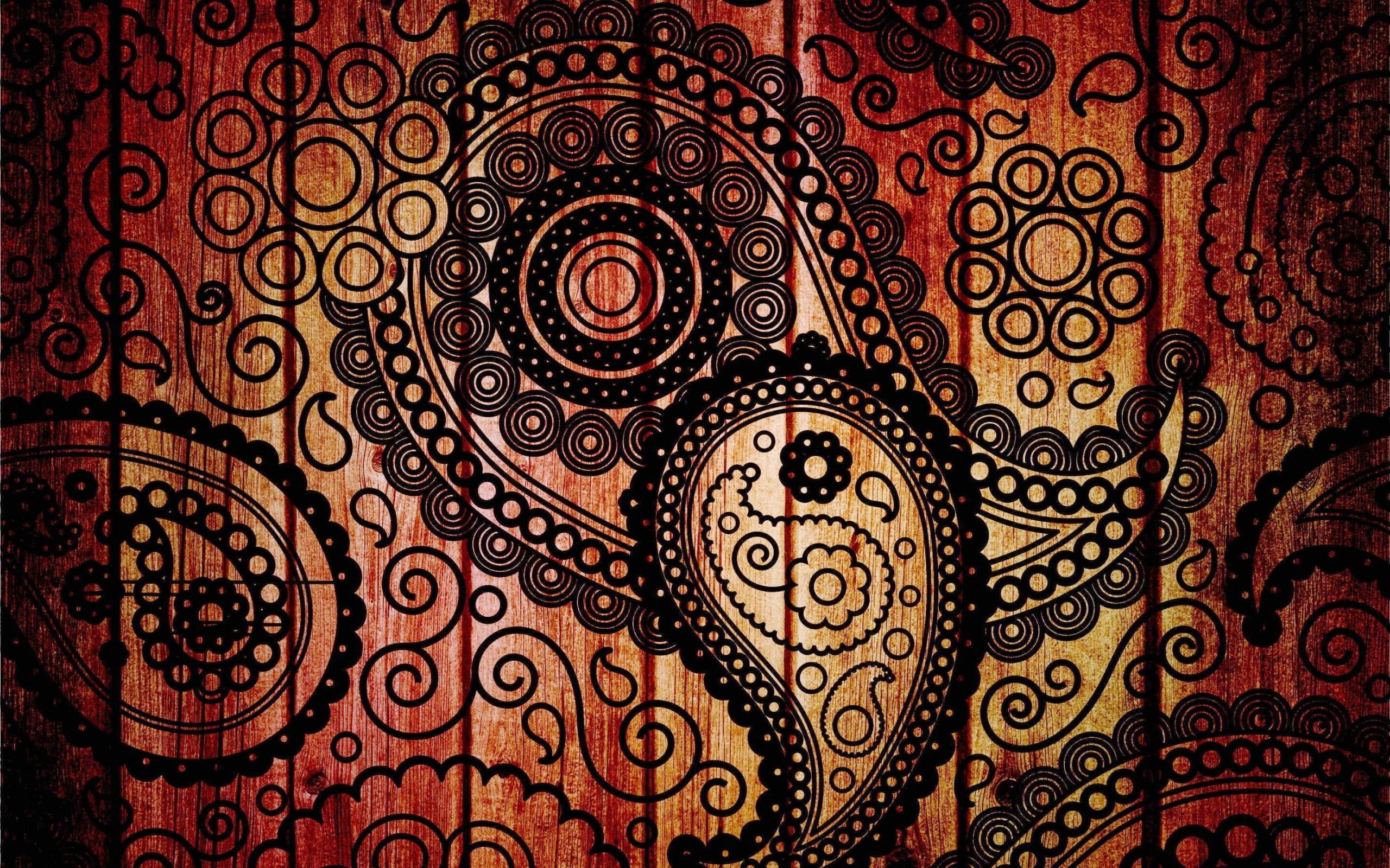 indian wallpaper design home - photo #7