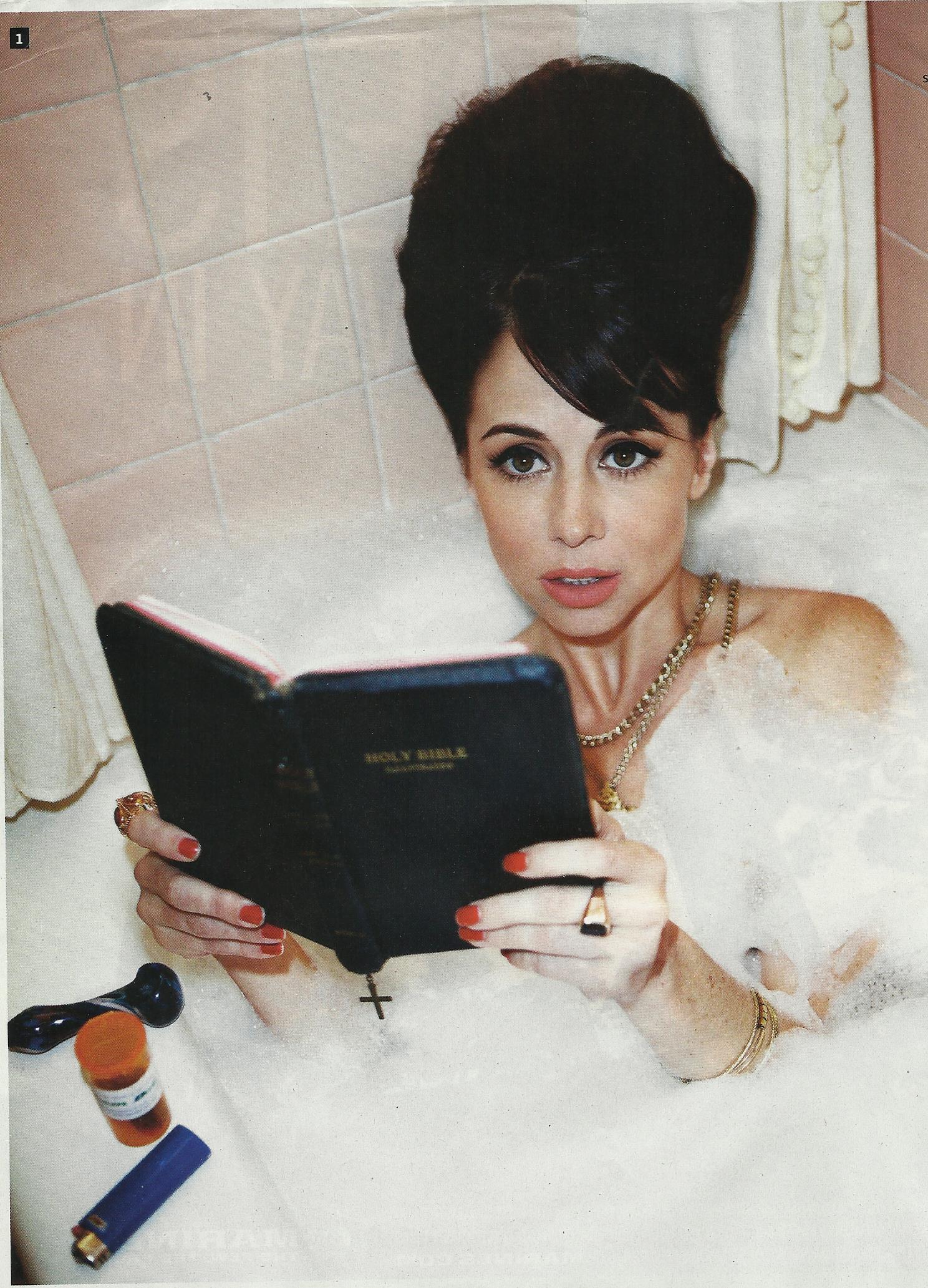 Natasha leggero naked