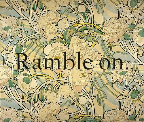 Ramble On