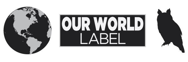 Our World Label