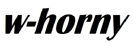 whorny