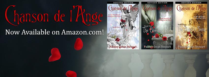 Chanson de l'Ange~A Phantom of the Opera Novel