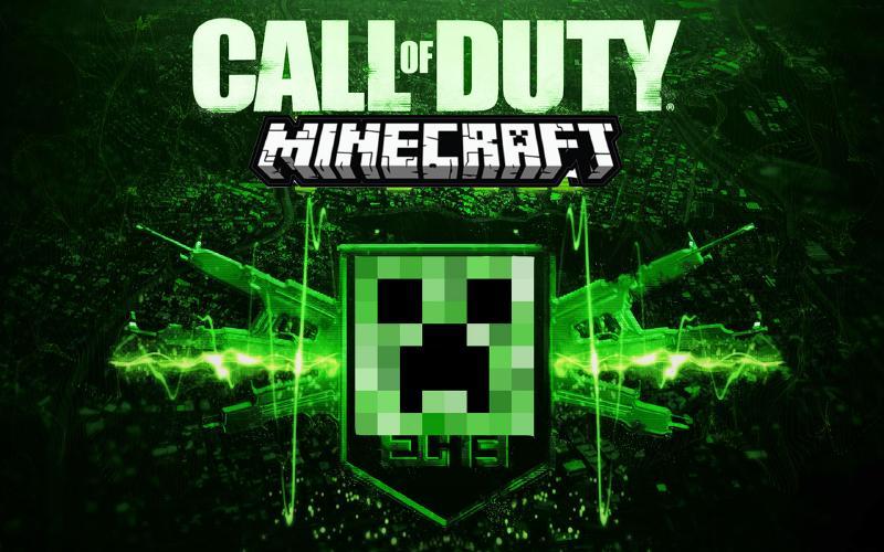 Page De Vote Pour Call Of Minecraft