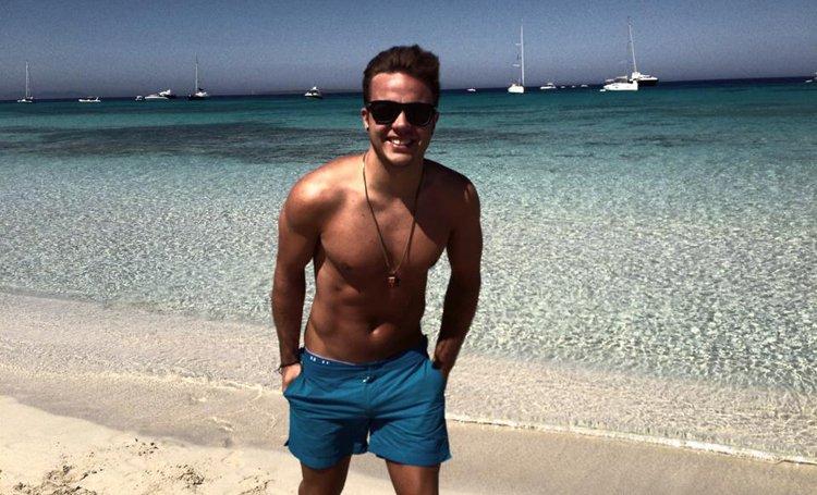 Marco Reus Urlaub