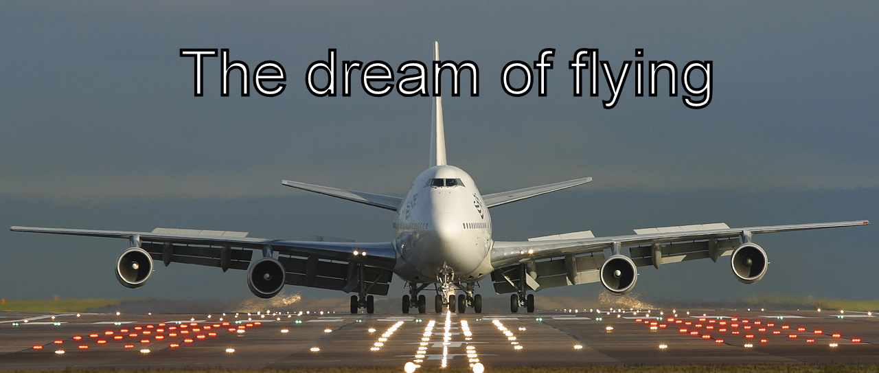 The dream of flying
