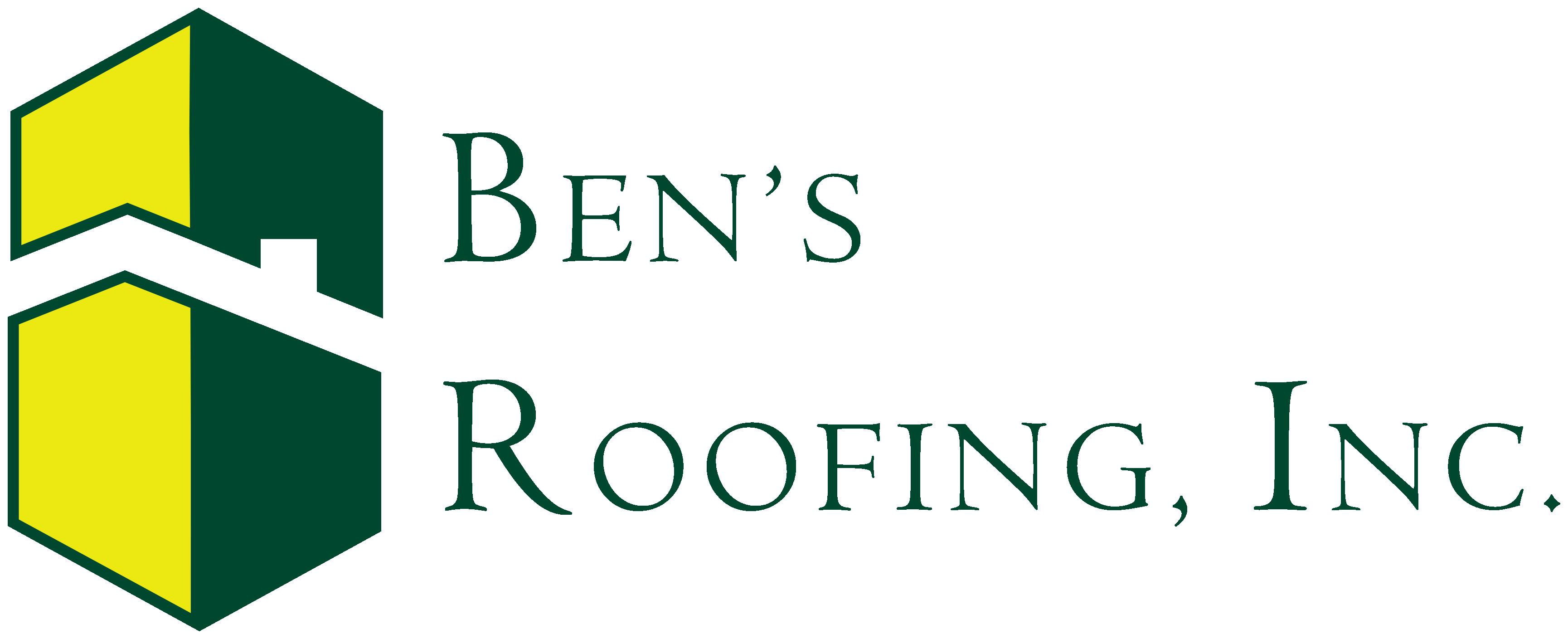 Ben S Roofing Inc