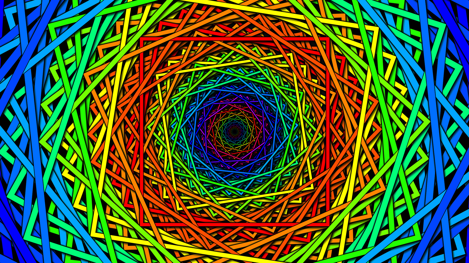 Popular Wallpaper Home Screen Trippy - tumblr_static_multicolor-spiral-psychedelic-geometry-_67344-28  You Should Have_745731.jpg