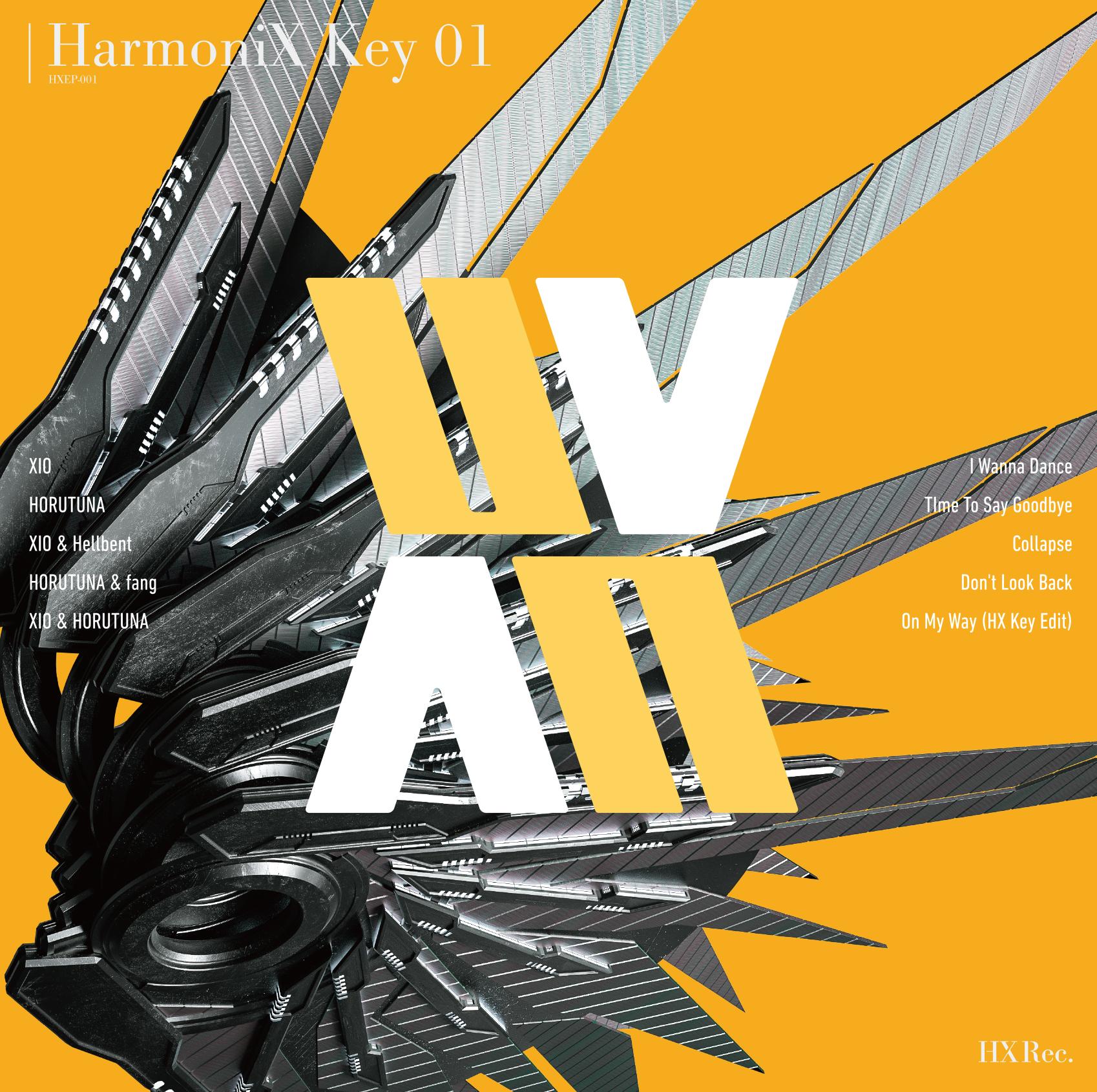 HarmoniX Key 01