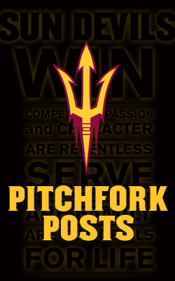 Pitchfork Posts
