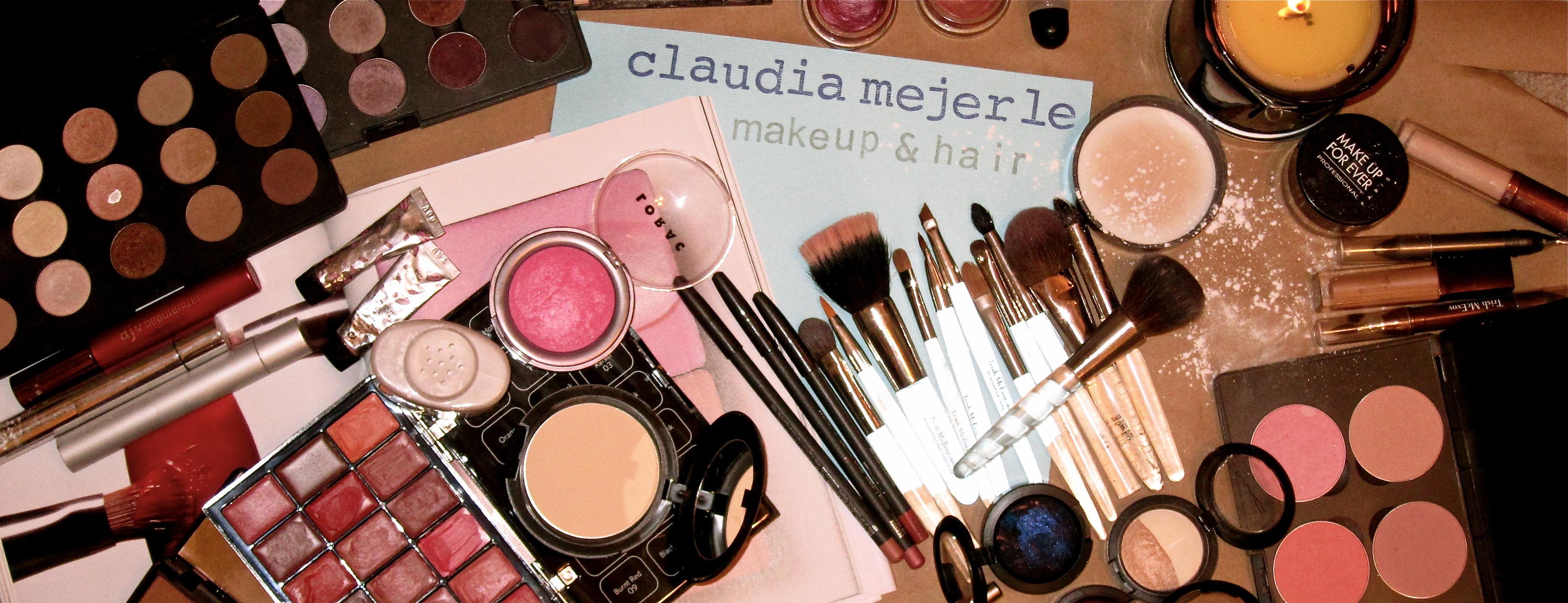 Makeup Hair By Claudia Mejerle