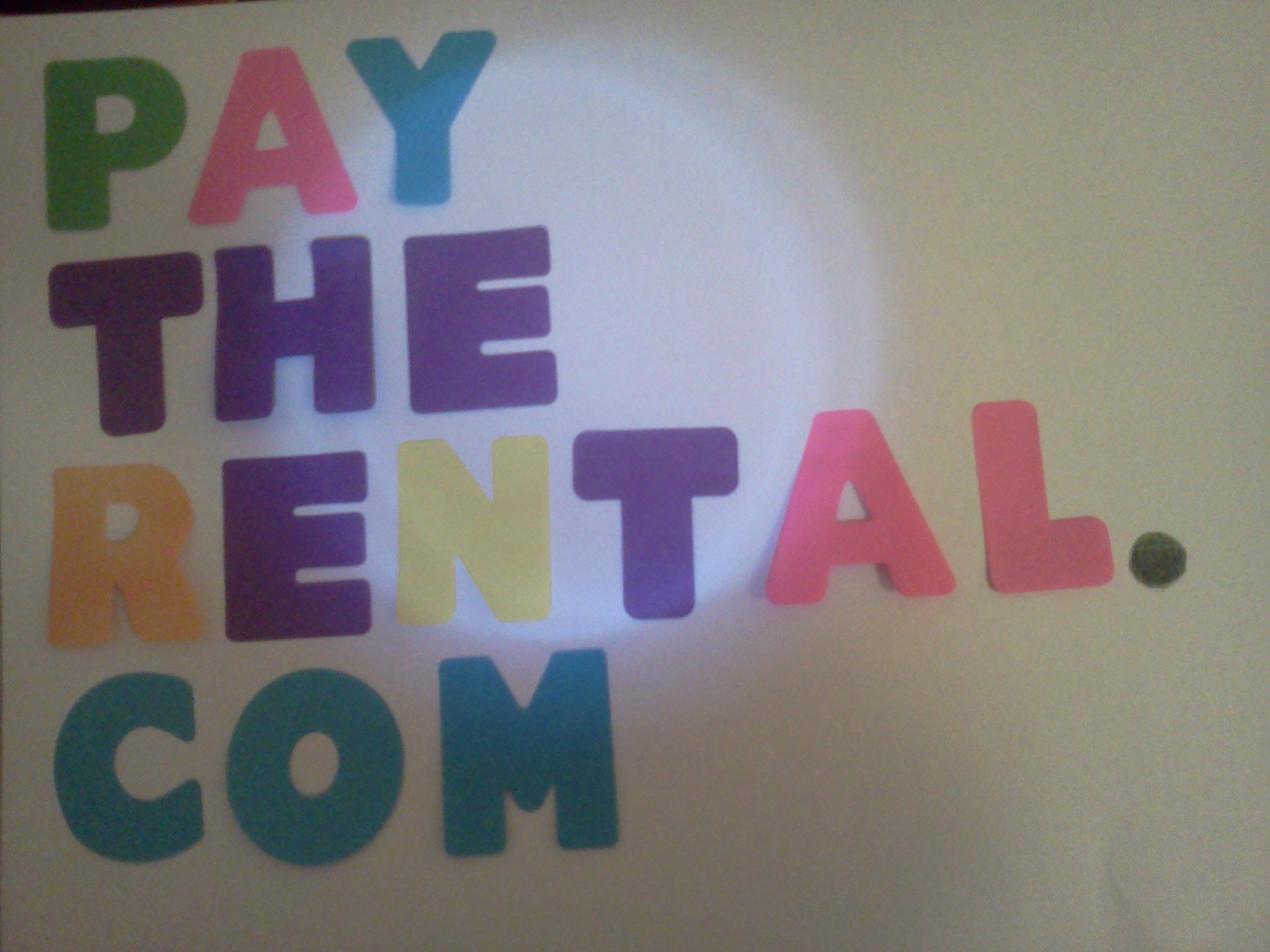 Pay The Rental