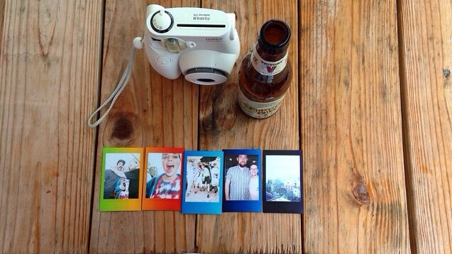 My Fujifilm Instax Mini Photos Only