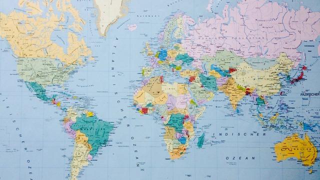Wanna Travel The World