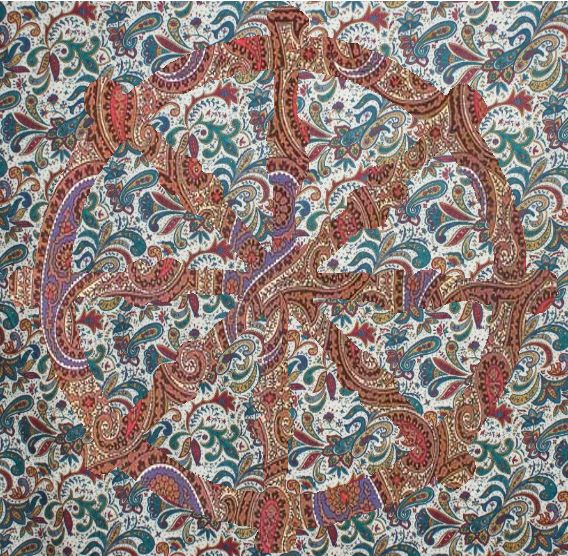 The Paisley Buddhist