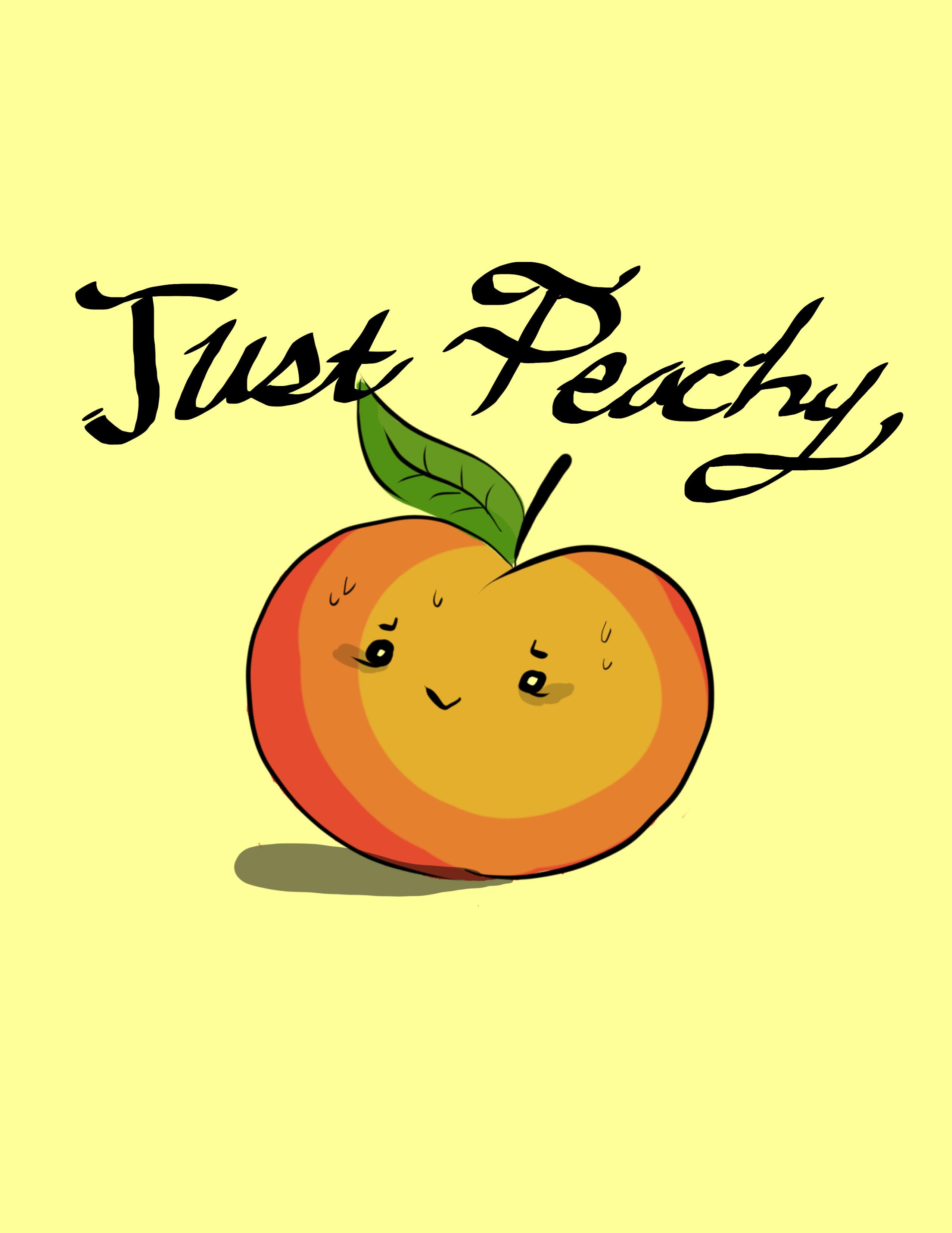 F F D Just Peachy F F D