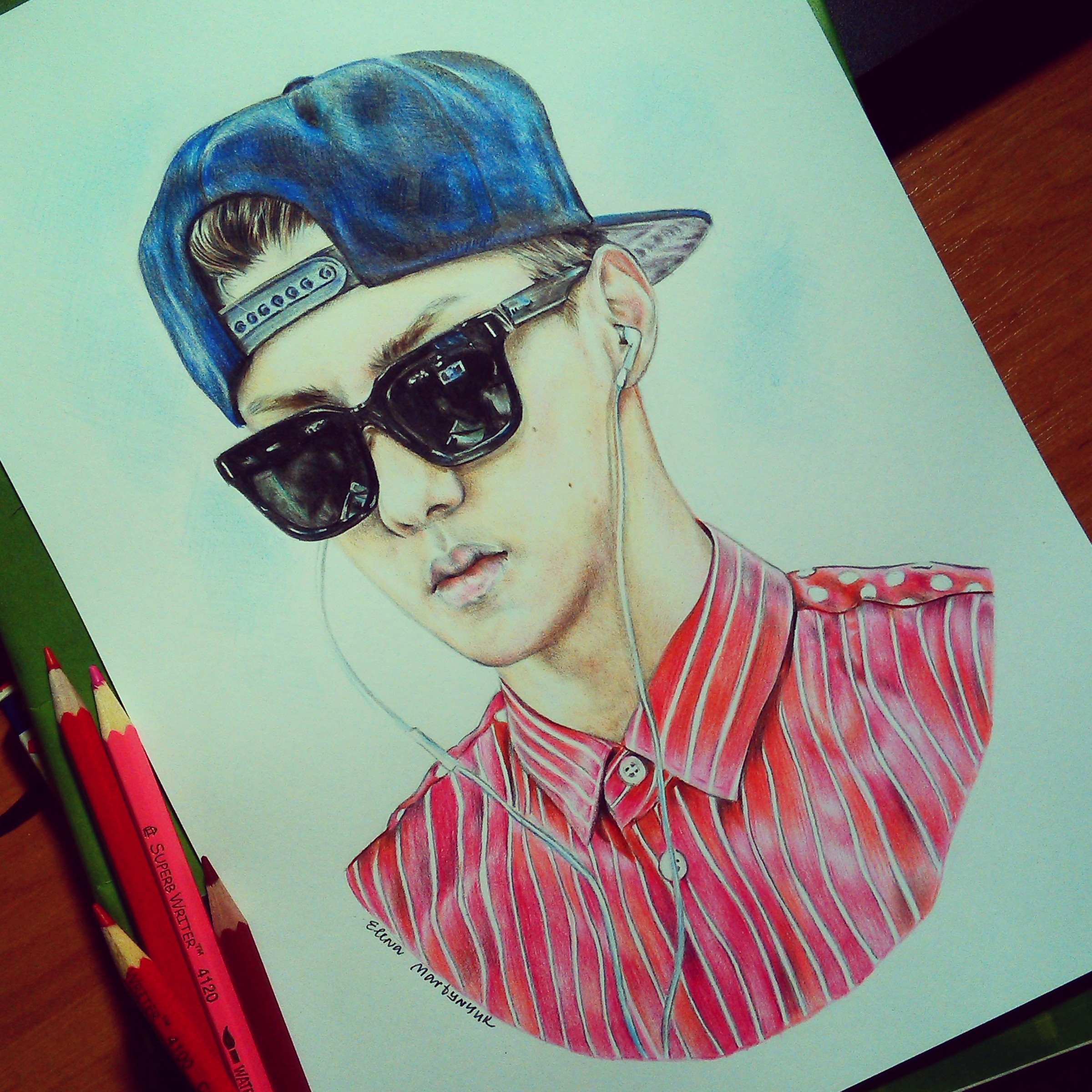 Kpop fan art images galleries with a for Fan art tumblr