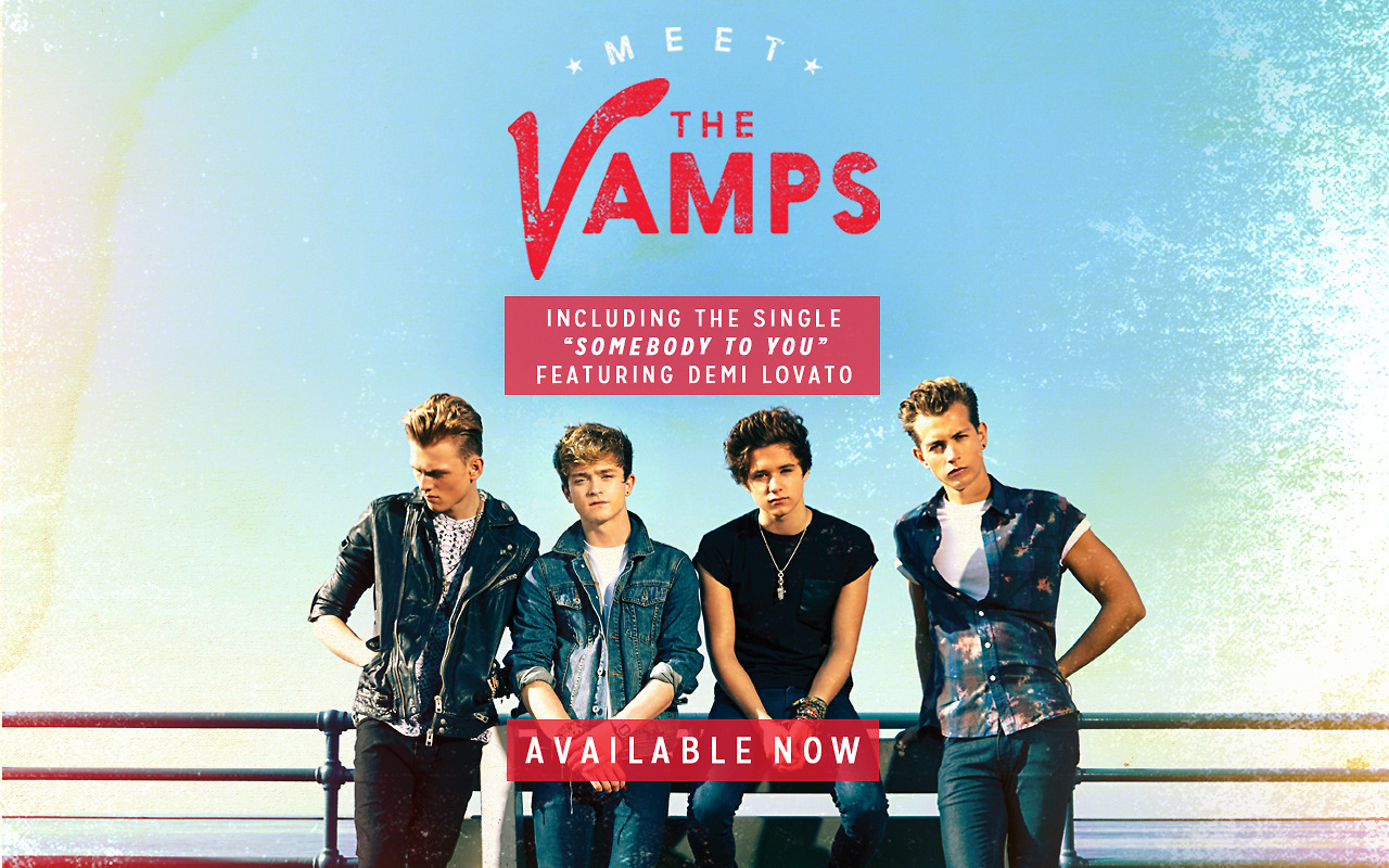 meet the vamps cds