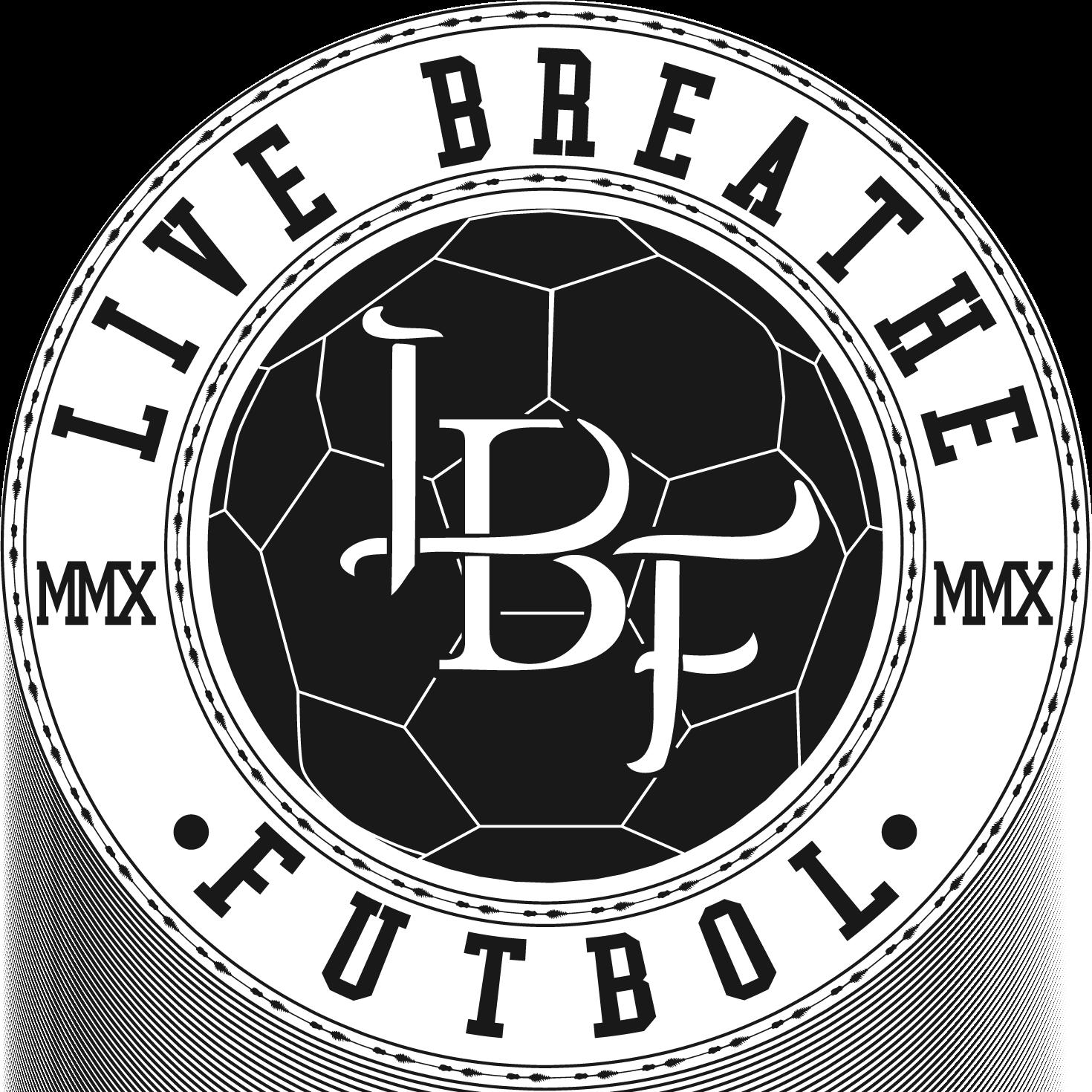 Live Breathe Futbol