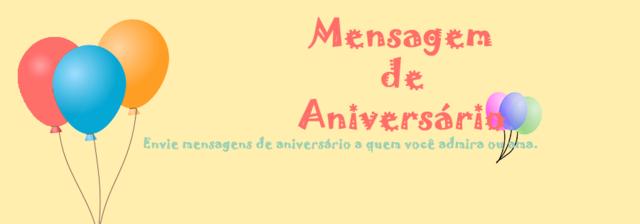 De Aniversário Tumblr