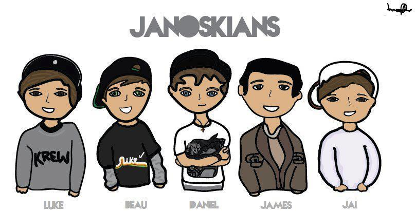 World Of Janoskians