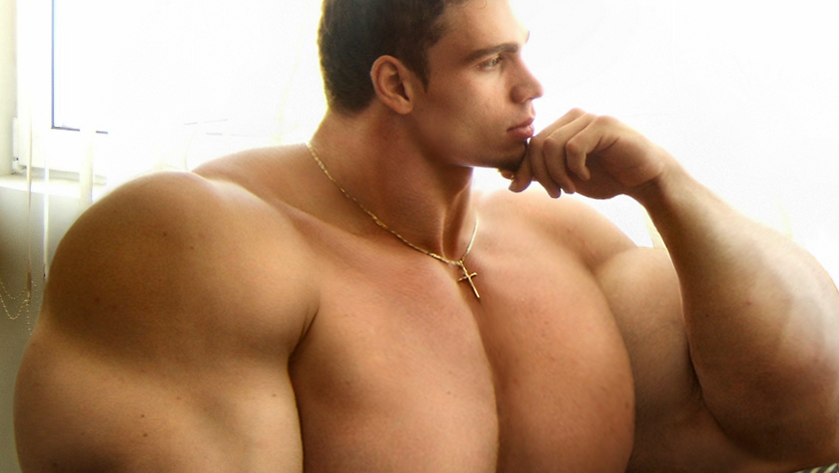 Muscle men and bbw