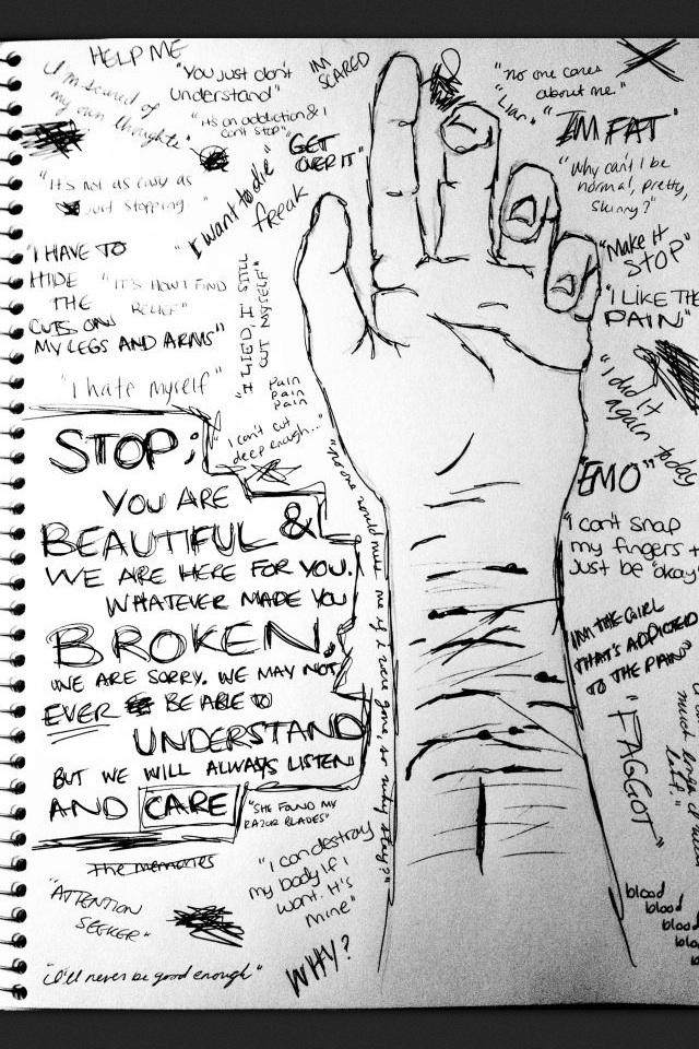 depression drawings tumblr - photo #24