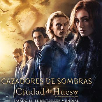 Ver Cazadores de Sombras: Ciudad de Hueso online gratis