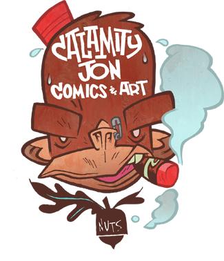 Calamity Jon Comics & Art