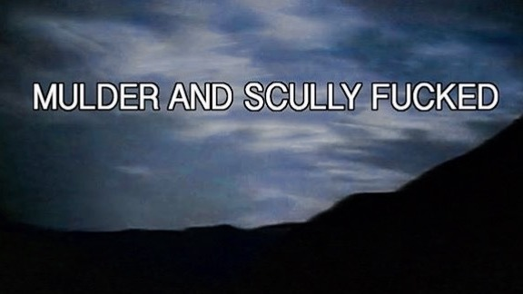 Mulder fucks scully
