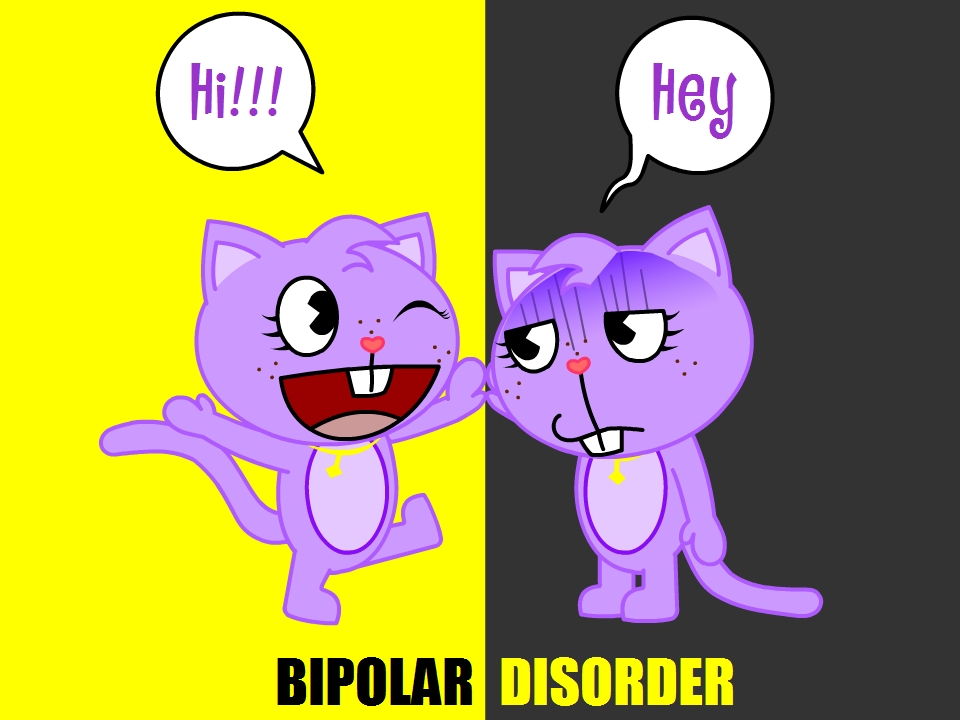 bipolar disorder 4 Bipolar disorder, also called bipolar i disorder and previously called manic depression, is a condition that involves mood swings with at least one episode of mania and may also include repeated episodes of depression.
