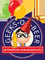 Logo do Geeks on Beer