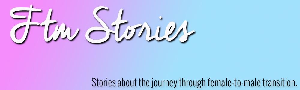 Transman sex stories