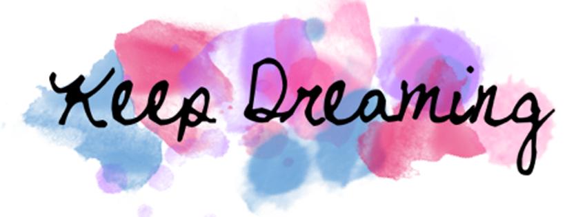Резултат слика за just keep dreaming
