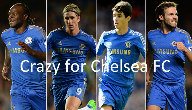 Crazy for Chelsea FC