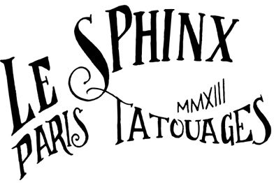 Le Sphinx Paris | Salon de Tatouage privé