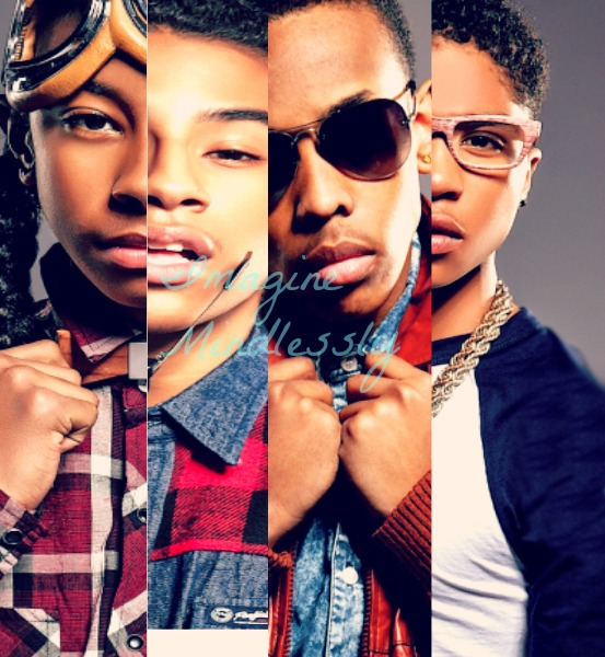 Welcome to Imagine Mindlessly. this is a mindless behavior imagine