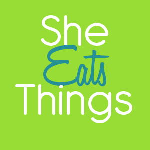 she eats things: a vegetarian food blog