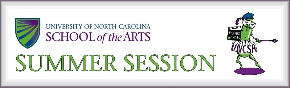 UNCSA Summer Session 2013