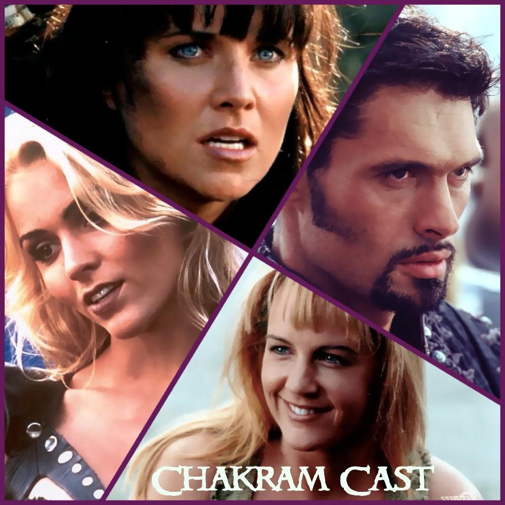 Chakram Cast