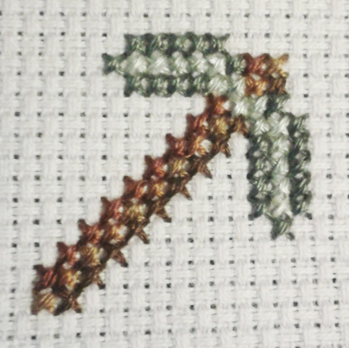 Cross Stitch And Video Games