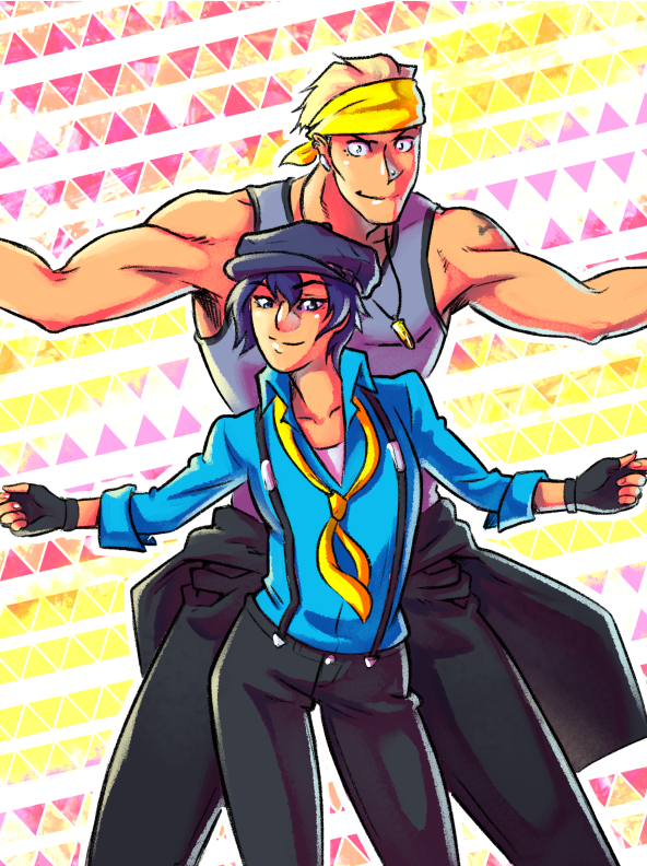 kanji and naoto relationship questions