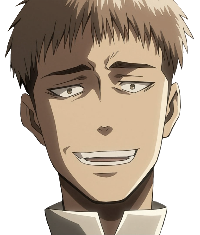 Anime Characters Everyone Knows : This isnt jean
