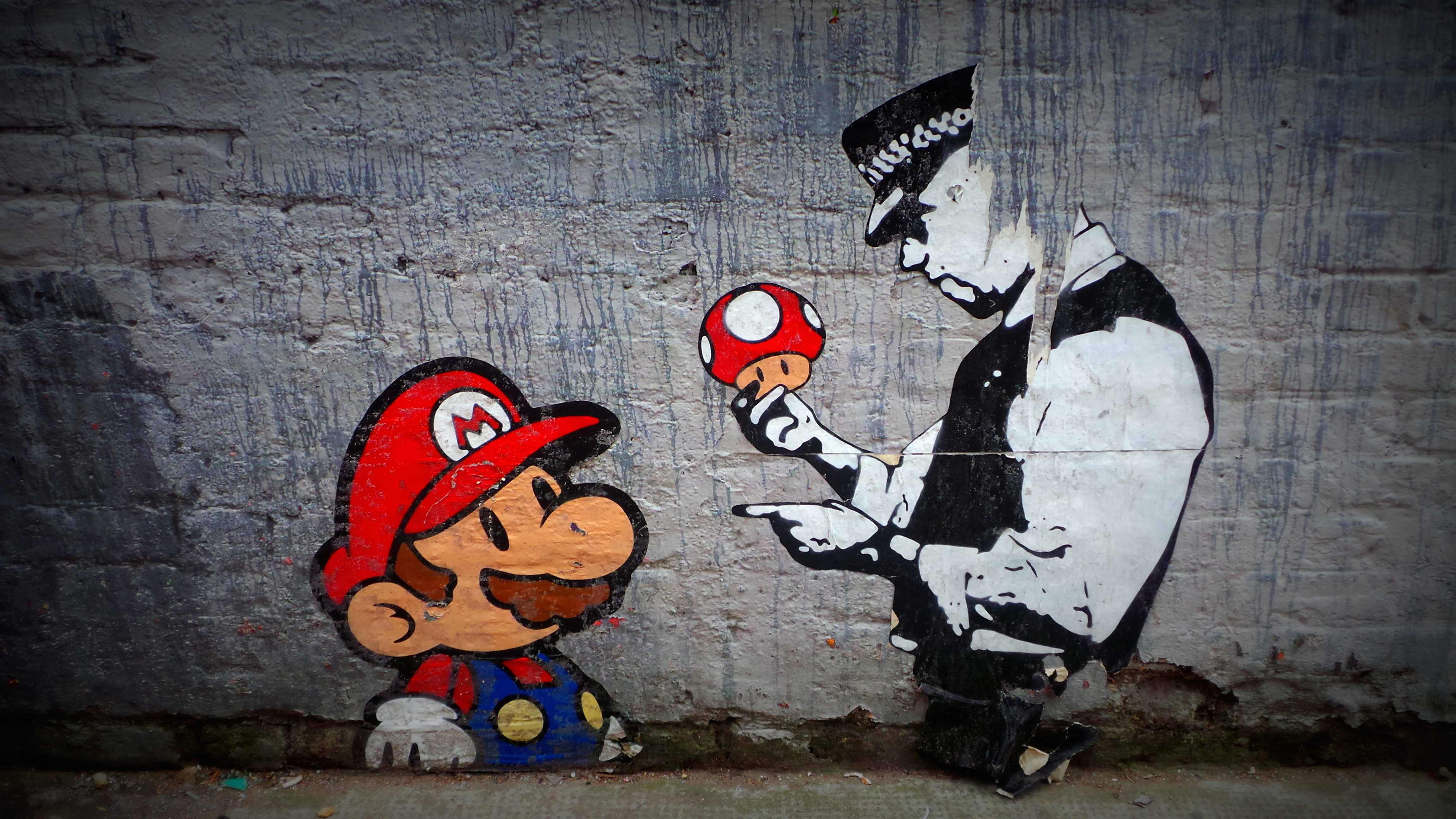 Famous graffiti art quotes - Because Sometimes Explanations Are Meaningless