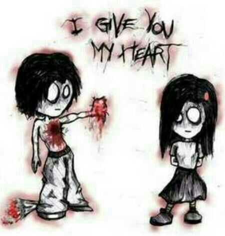 Emo i love you quotes
