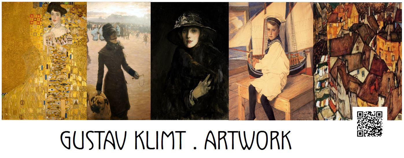 Gustav Klimt ▪ ArtWorks