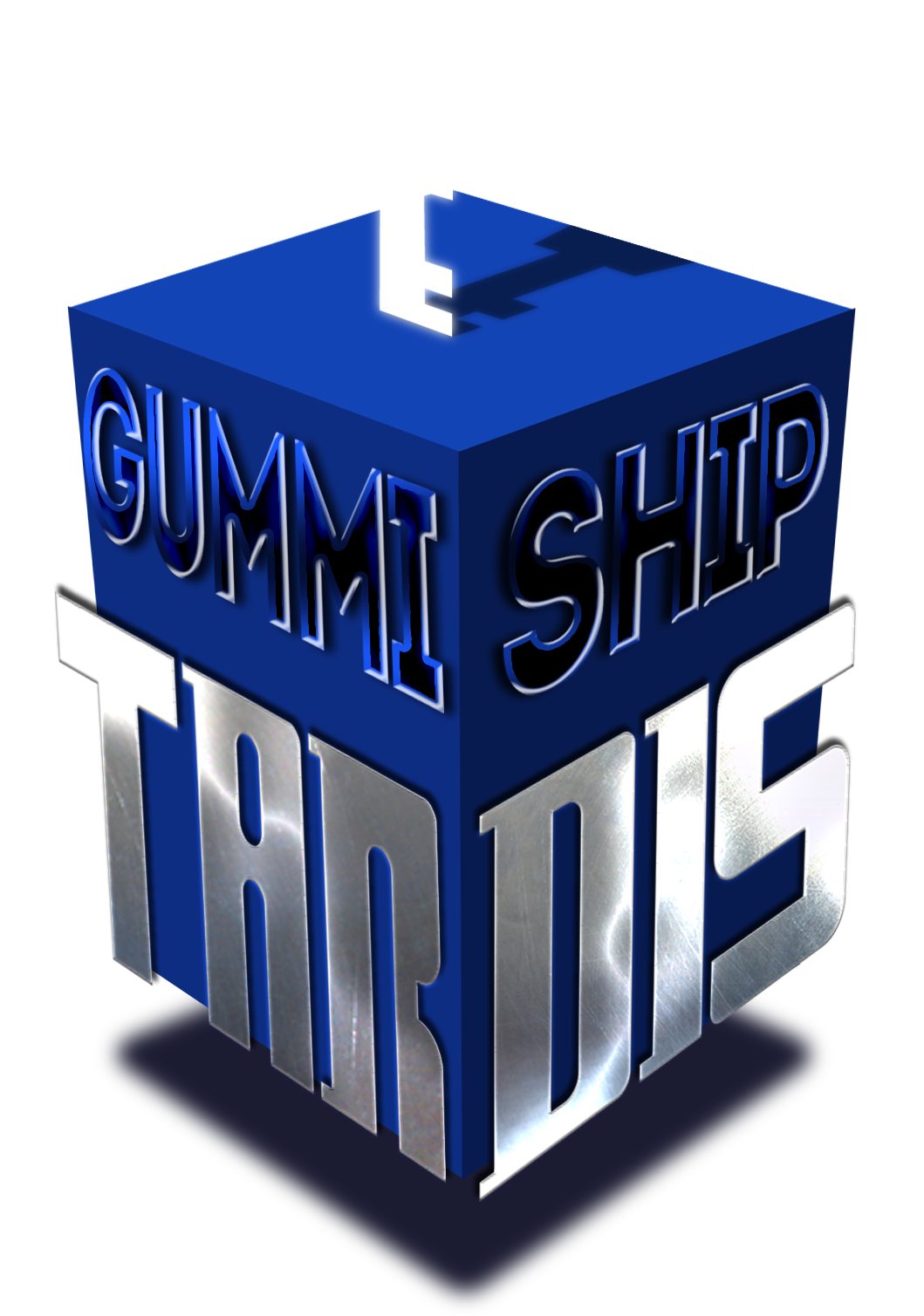 Gummi Ship -TARDIS