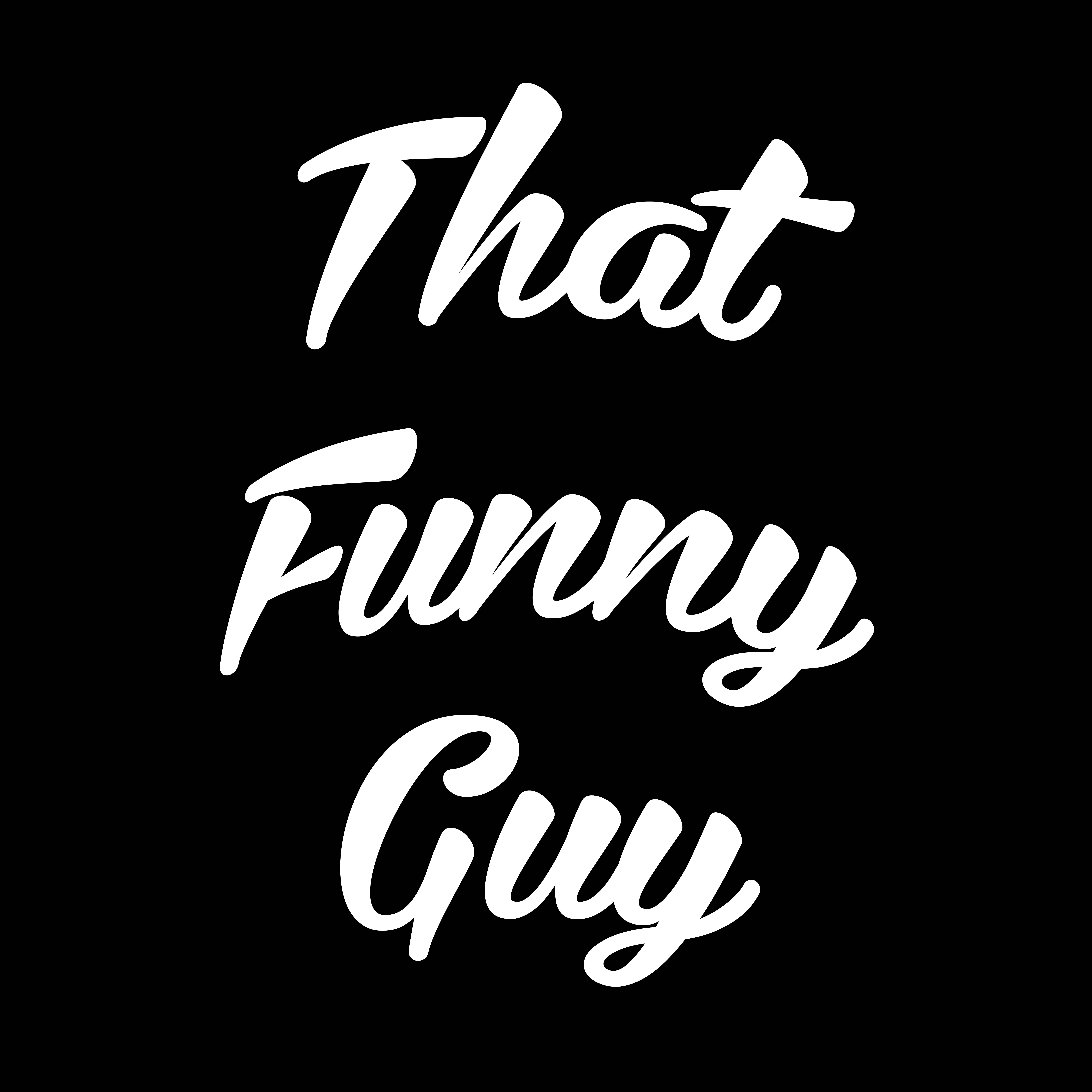 That Funny Guy