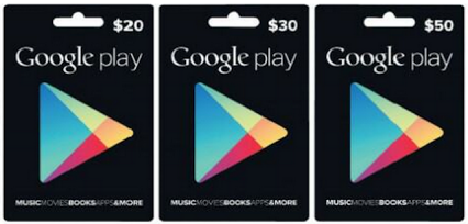 google play gift cards | Tumblr